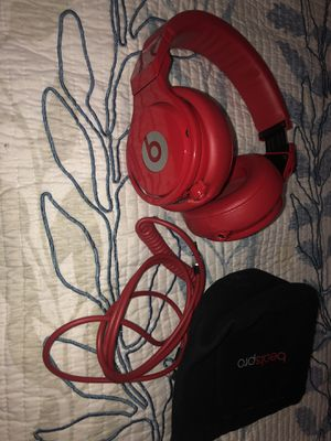 Beat Pro Headphones (ALL RED) for Sale in San Francisco, CA