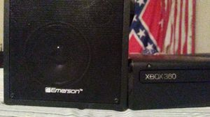 Speaker for 15$ and the Xbox for 50$ all for 65$ for Sale in Alturas, FL
