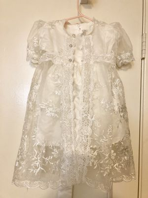 Baptismal dress for Sale in Spring Valley, CA