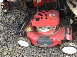 Wanted lawn mower for Sale in Mead, WA