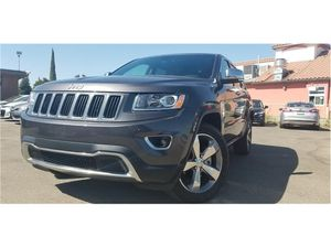 2015 Jeep Grand Cherokee for Sale in Madera, CA