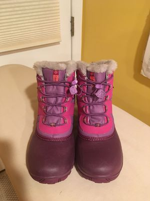 Columbia Girls Snow Boot for Sale in White Plains, NY