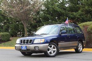 2002 Subaru Forester for Sale in Manassas, VA