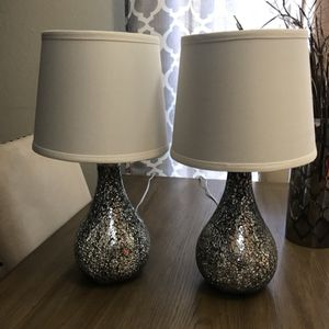 Mosaic style lamps for Sale in Lockeford, CA
