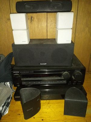 Surround Sound Complete for Sale in Commerce City, CO