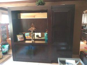 TV gabinet solid wood for Sale in Las Vegas, NV