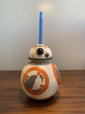 2020 Disney Star Wars BB8 Drink Mug with Straw for Sale in Tampa, FL