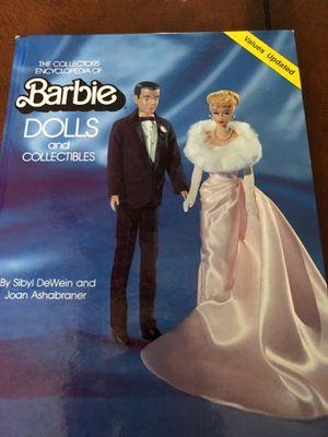 Vintage Barbie Encyclopedias for Sale in SEATTLE, WA