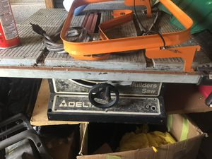 Portable table saw for Sale in Miami, FL