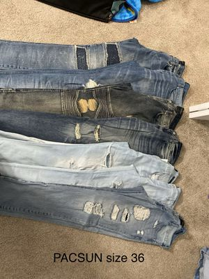 Men's PACSUN jeans size 36 for Sale in Gresham, OR