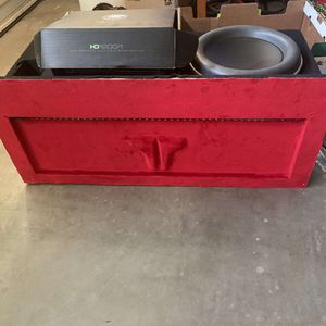 Jl w7 custom box made for challenger scat pack for Sale in Turlock, CA