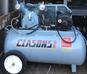 Ciasons Extra heavy duty high efficiency compressor for Sale in Benicia, CA
