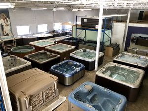 Hot Tub Sale - Certified Pre-Owned Spas for Sale in Chandler, AZ