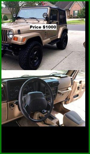 ֆ1OOO_1999 Jeep Wrengler for Sale in Costa Mesa, CA