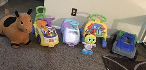 Baby's toys 10$ for each for Sale in Dallas, TX