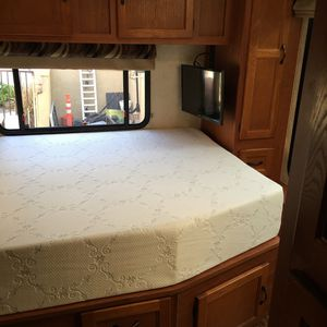 Memory foam mattress made for rv's boats, trailers for Sale in Montclair, CA