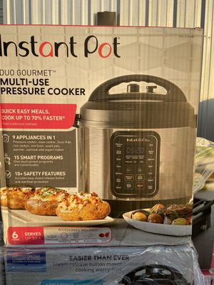 Instant pot 6quart for Sale in Bakersfield, CA