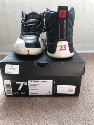 Air Jordan 12 Retro 7.5 - Jumpman for Sale in Los Angeles, CA
