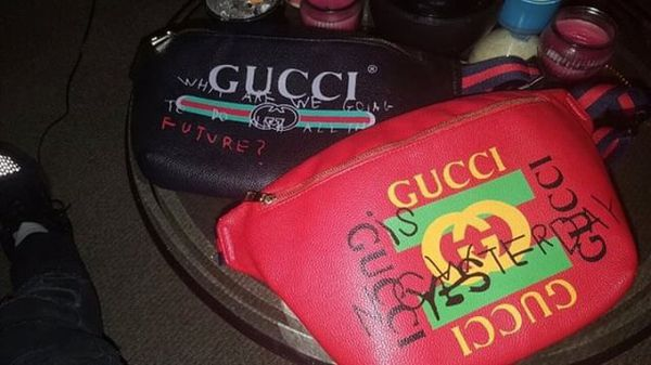 Gucci bag and Rolex watch for sale best offer