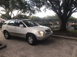 Lexus RX clean title good daily for Sale in Houston, TX