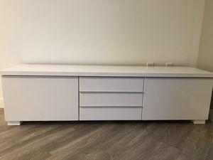 IKEA Bestå Burs TV stand for Sale in Salt Lake City, UT