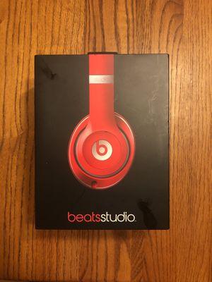 Brand New Beats Studio Headphones (Version 2) for Sale in Federal Way, WA