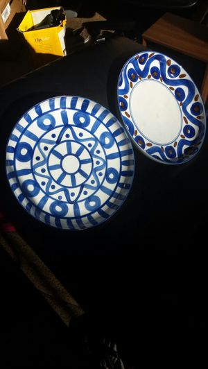 Dansk Philippines Platters (XL) for Sale in Fairfax, VA
