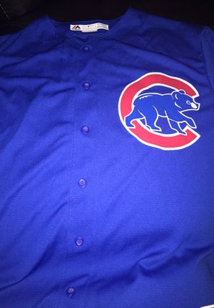 Cubs spring training jersey Schwarber size 2xl for Sale in Chicago, IL