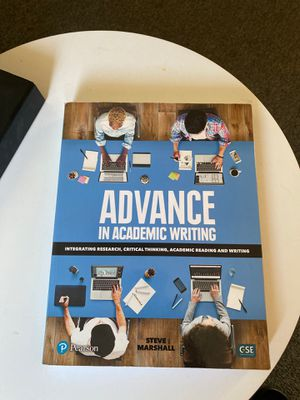 Advance in academic writing for Sale in San Francisco, CA