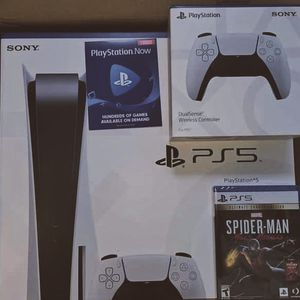 Playstation 5 PS5 Disc Edition for Sale in Hollywood, FL