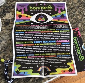 Bonnaroo Ticket (Wristband) for Sale in Nashville, TN