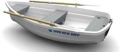 10ft dinghy with motor for Sale in Takoma Park, MD