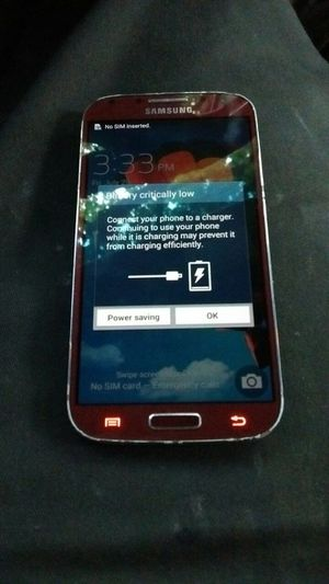 TMobile Samsung Galaxy S4 $100 or trade for boost phone for Sale in Chicago, IL