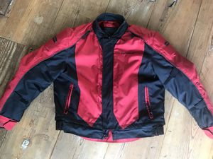 Tourmaster Flex Motorcycle Jacket for Sale in Canton, MS