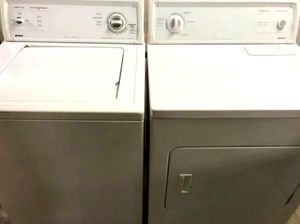 Whirlpool Washer & GE Electric Dryer for Sale in Ringle, WI