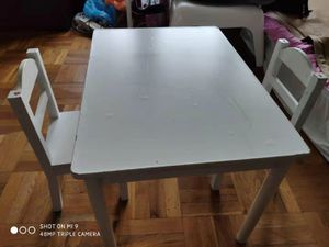 kid table and chair for Sale in Pittsburgh, PA