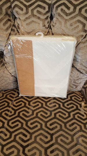 Fabric Shower Curtain for Sale in Frederick, MD