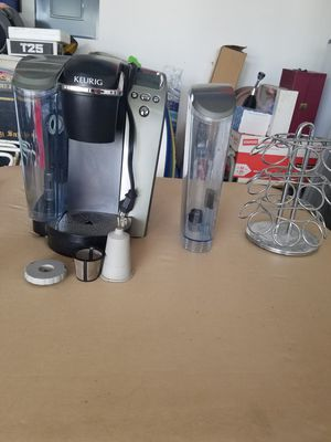 Keurig Brewer with Holder for Sale in St. Cloud, FL