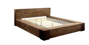 King size bed frame for Sale in Fort Walton Beach, FL