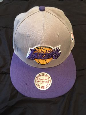 Los Angeles Lakers Mitchell & Ness SnapBack for Sale in Snohomish, WA