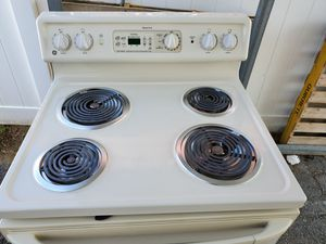 GE Electric Stove for Sale in Bridgeport, CT