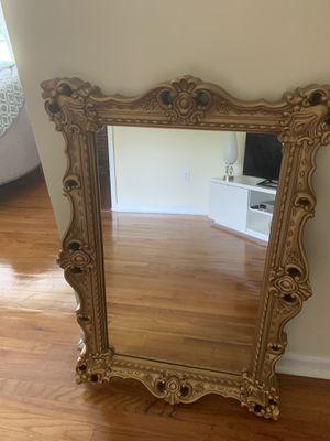 Beautiful mirror size 40 x 27 for Sale in Morrow, GA