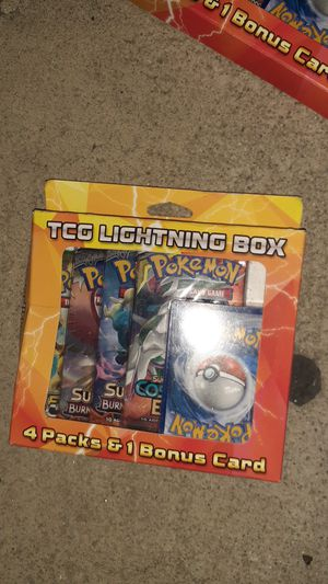 TCG Lightning Box for Sale in San Diego, CA