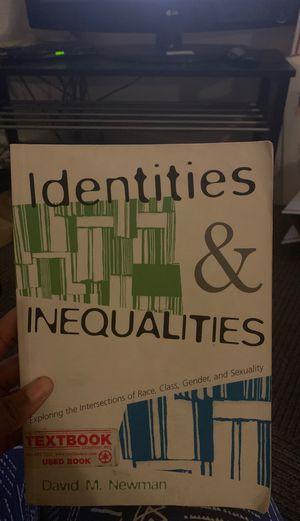 Free Identities & inequalities book for Sale in Phoenix, AZ