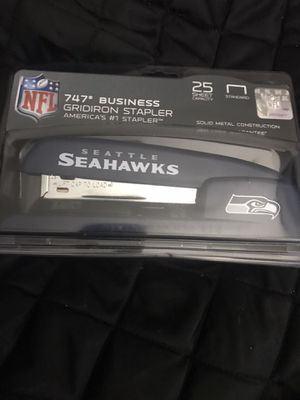 Brand new Seahawks stapler! $10!! for Sale in Federal Way, WA
