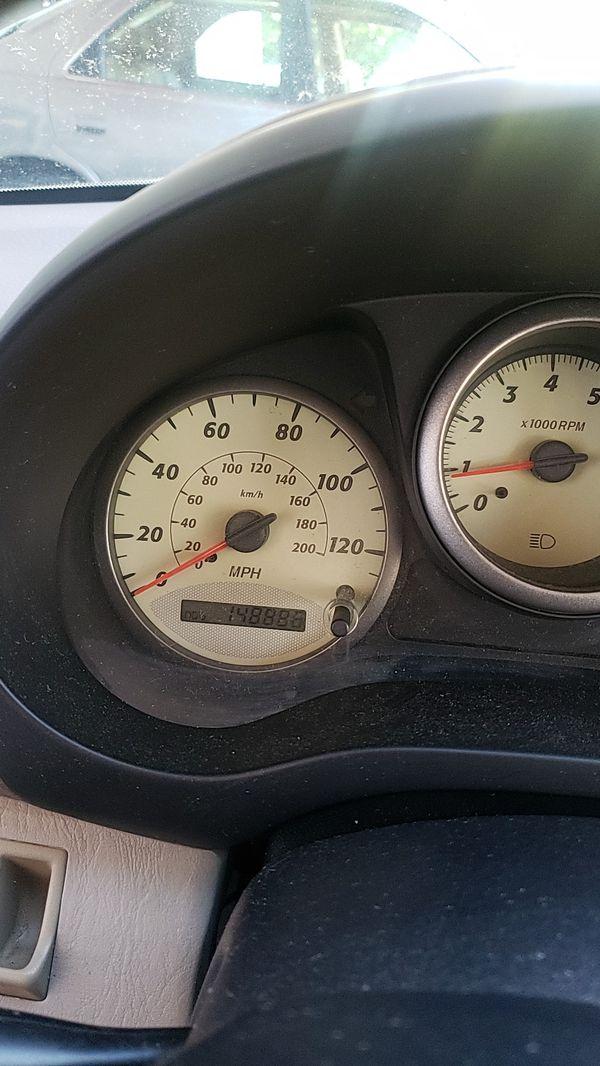 2001 Toyota RAV4 149k miles 5 speed manual transmission ...