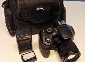 Sony Alpha a3000 20.1MP E-Mount Digital Camera w 18-55mm Lens + FREE Bag for Sale in Gig Harbor, WA