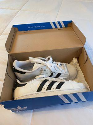 Adidas women superstars, size 8 brand new for Sale in Philadelphia, PA