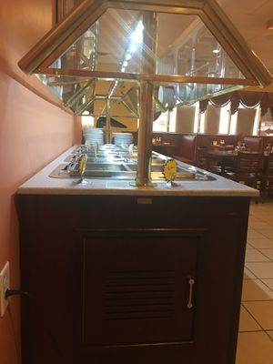 Buffet table for restaurant for Sale in Sterling Heights, MI