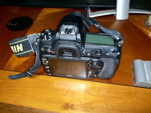 Nikon D300 DSLR 18-55mm Camera lense for Sale in San Diego, CA